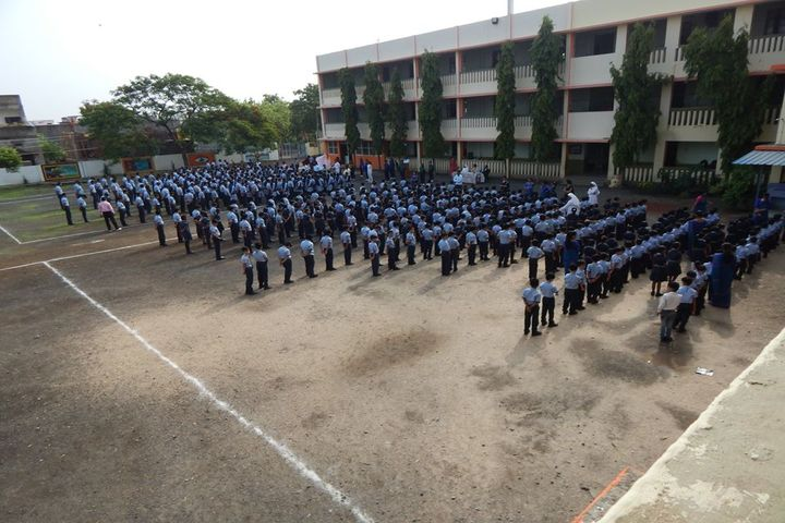 St Alphonsa Convent School-Assembly