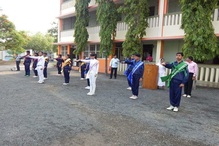 St Alphonsa Convent School-Investiture Ceremony