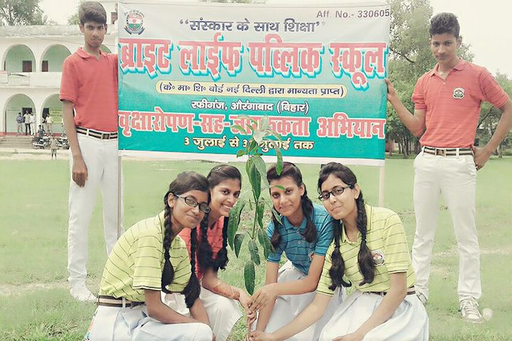 Bright life public school-Save nature