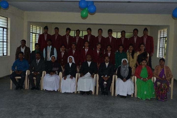 St Antonys School-Alumni