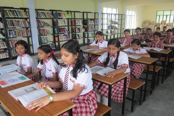 St Antonys School-Library