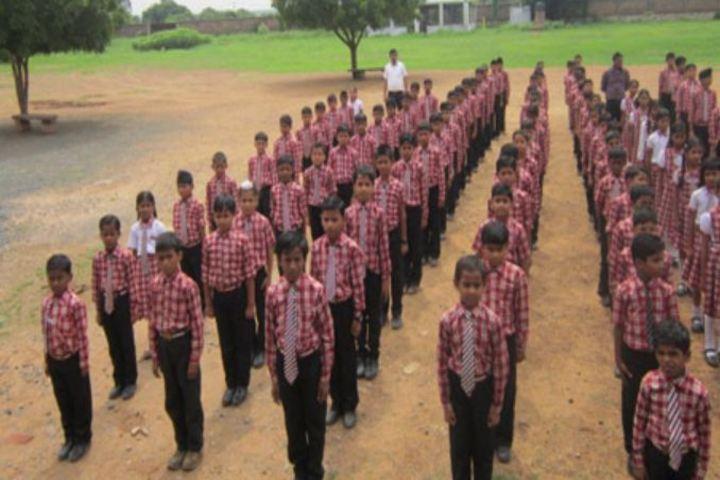 St Antonys School-Assembly
