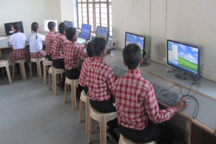 St Antonys School-Computer Labs