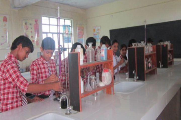 St Antonys School-Science Labs