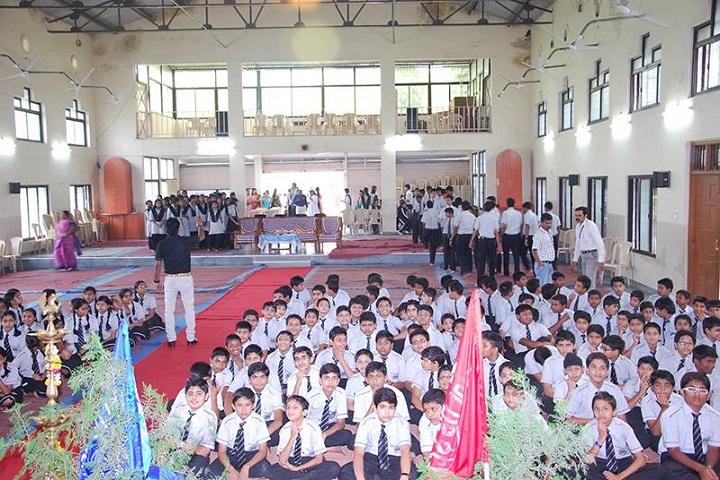 St Arnolds  School-Event