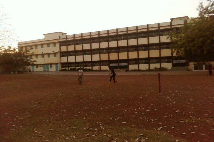 St Charles Higher Secondary School-Campus Overview