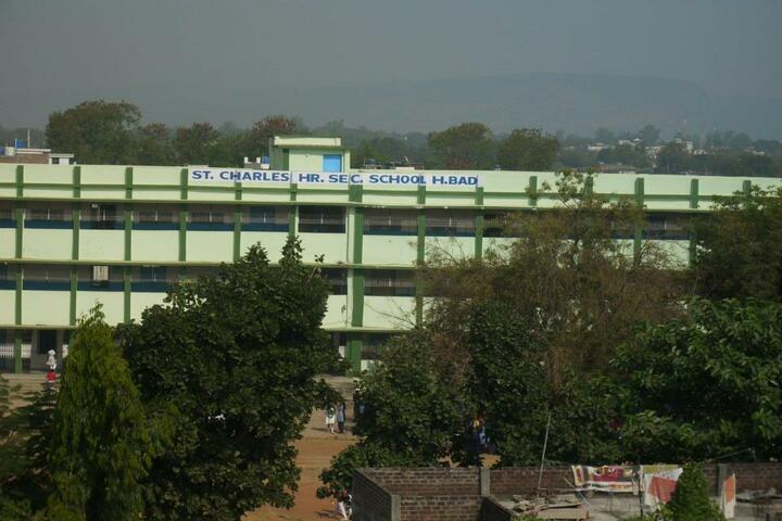 St Charles Higher Secondary School-Campus View