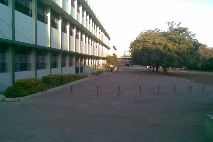 St Charles Higher Secondary School-Play Area