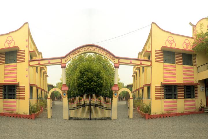 St Georges Convent High School-Campus