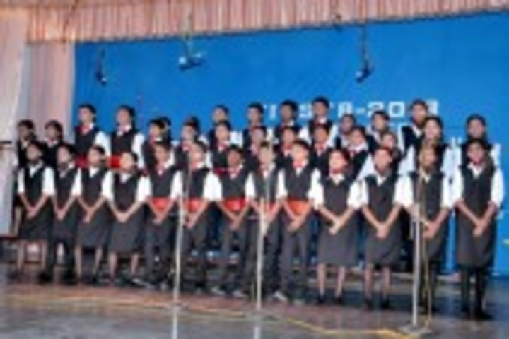 St John Vianney School-singing