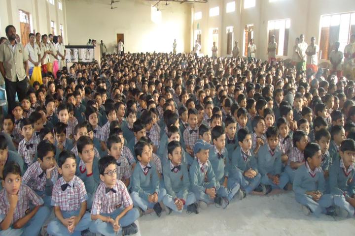 St Joseph Senior Secondary School-Assembly Room