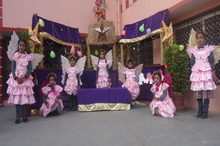 St Joseph Senior Secondary School-Christmas Celebratins