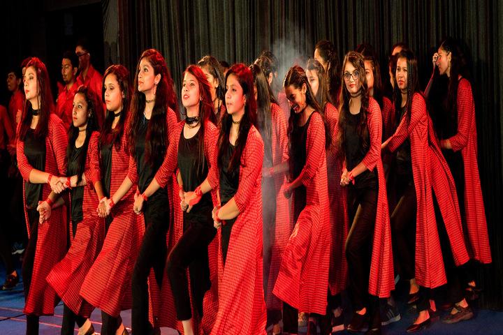 St Josephs Convent Senior Secondary School- Dance