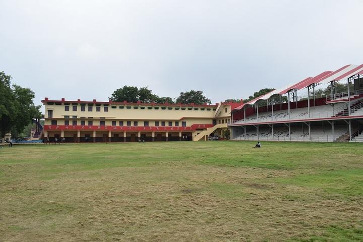 St Josephs Convent Senior Secondary School- Play Ground