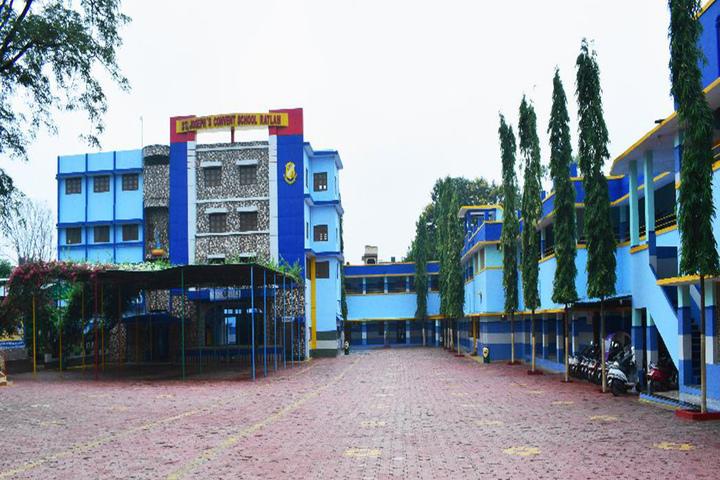 St Josephs Convent Senior Secondary School- Campus