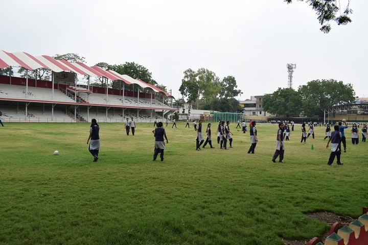 St Josephs Convent Senior Secondary School- Sports