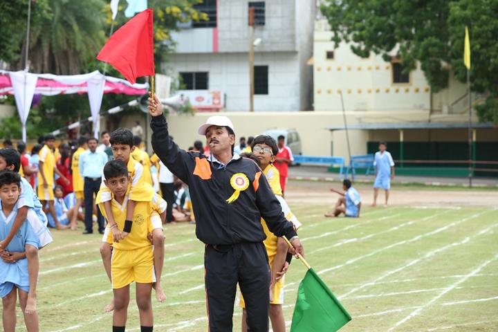 St Josephs Convent Senior Secondary School- Sports Day