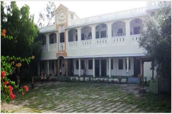 St Joseph Convent Senior Secondary School-Campus