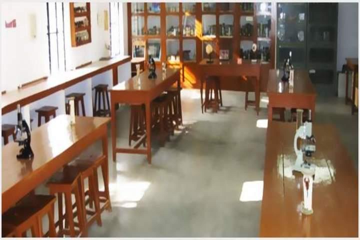 St Joseph Convent Senior Secondary School-Bio Lab
