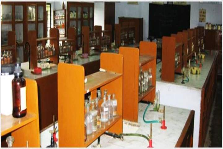 St Joseph Convent Senior Secondary School-Chemistry Lab