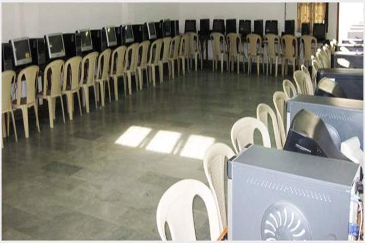 St Joseph Convent Senior Secondary School-Computer lab