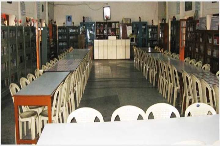St Joseph Convent Senior Secondary School-Library