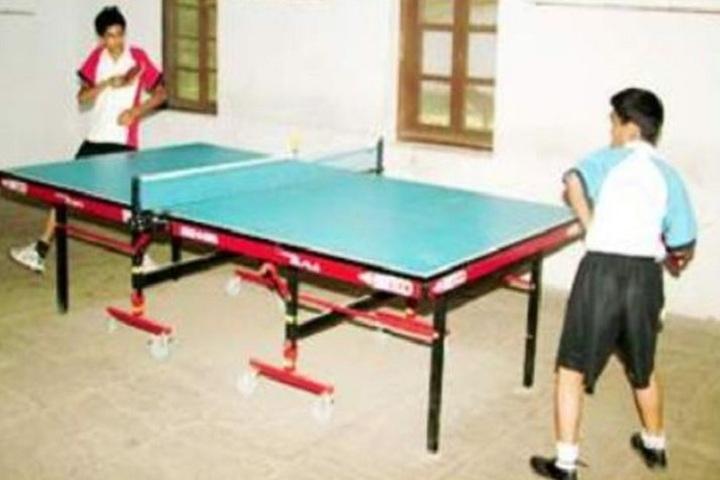 St Joseph Convent Senior Secondary School-Indoor Games
