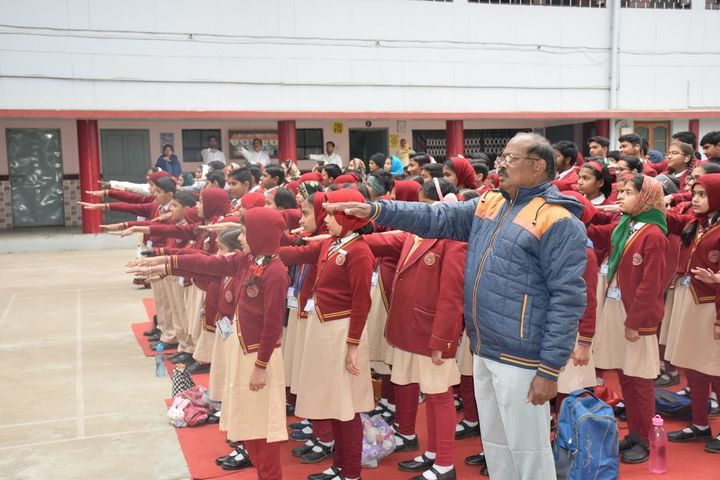 St Mary Convent Higher Secondary School-Assembly