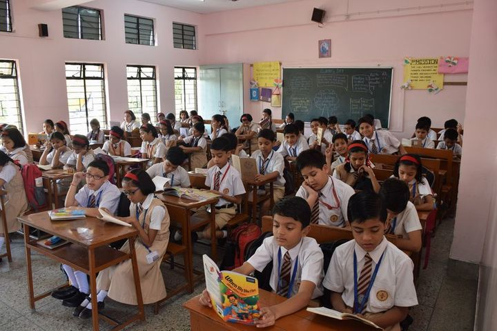 St Mary Convent Higher Secondary School-Classroom