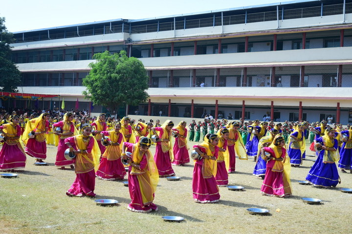 St Marys Co Ed School-Annual Day