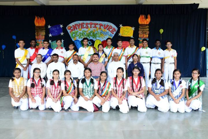 St Marys Co Ed School-Investiture Ceremony