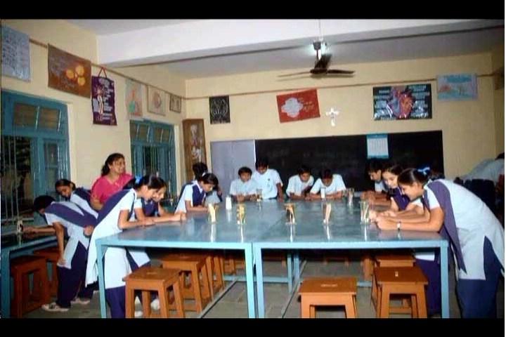 St Mary S Convent Senior Secondary School-Biology Lab
