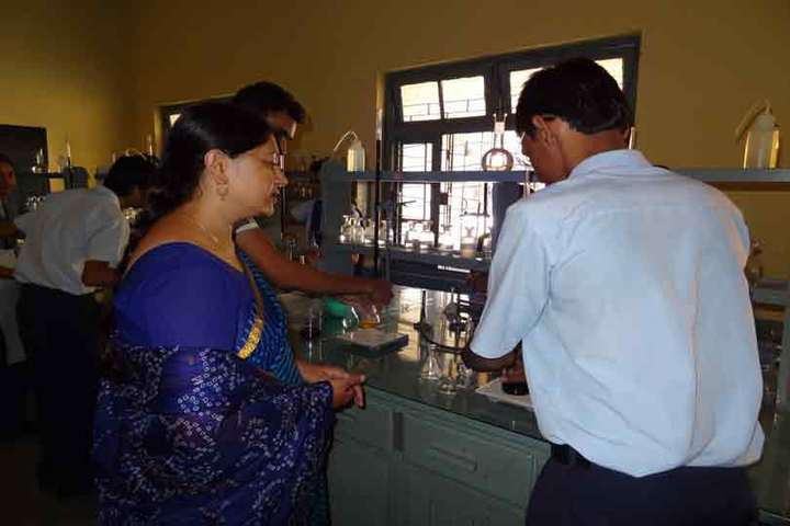 St Mary S Convent Senior Secondary School-Chemistry Lab