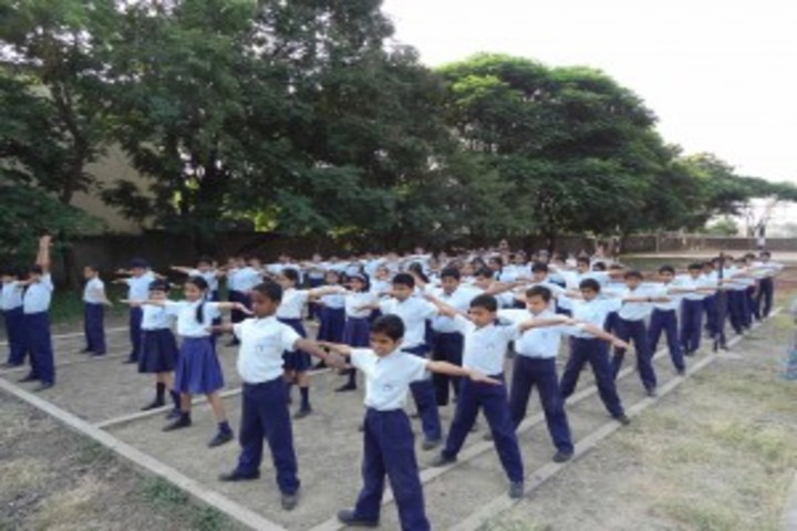 St Mary S Convent Senior Secondary School-Morning Exercise
