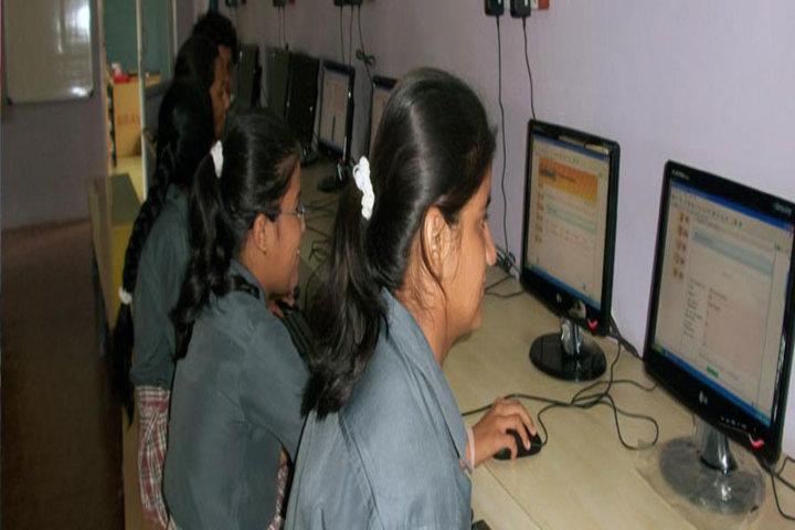 St Marys English Medium School-Computer Lab
