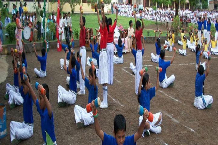 St Marys English Medium School-Exercise