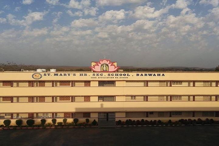 St MaryS Hr Sec School-Campus