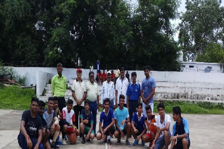 St MaryS Hr Sec School-Sports Team