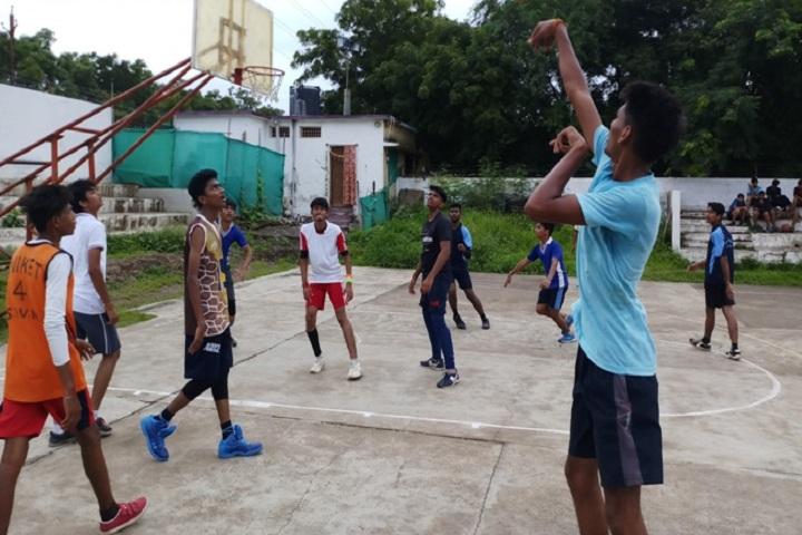 St MaryS Hr Sec School-Sports