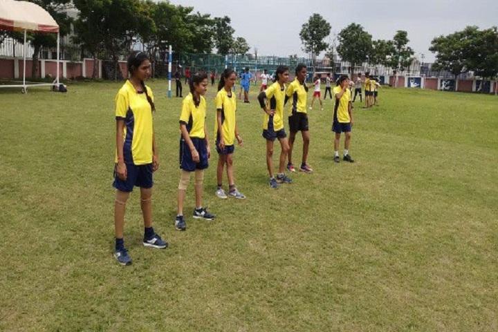 St MaryS Hr Sec School-Vollyball Contest