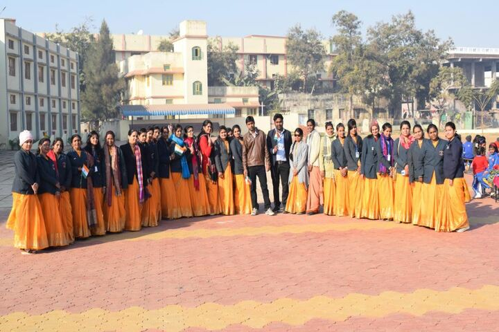St Marys Higher Secondary School-Group
