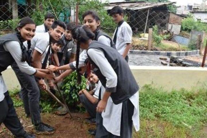 St Marys Higher Secondary School-Planting