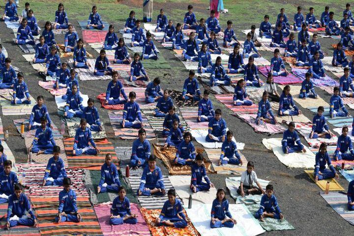 St Marys Higher Secondary School-Yoga