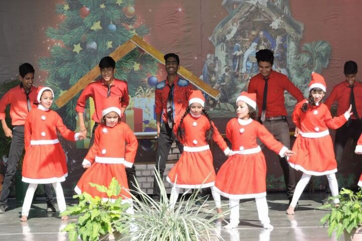 St Pauls Co-Education School-Christmas Celebrations