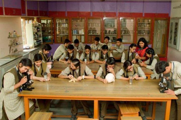 St Pauls Convent Senior Secondary School-Bio Lab