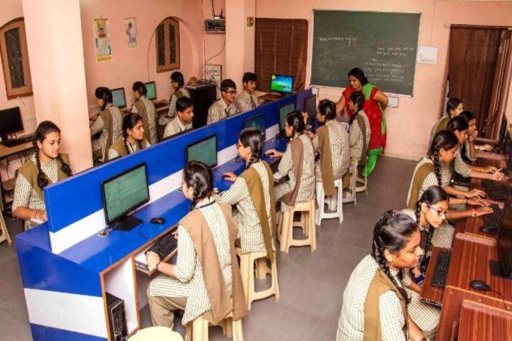 St Pauls Convent Senior Secondary School-Computer Lab