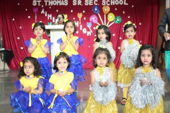 St Thomas School-Annual Day Celebrations