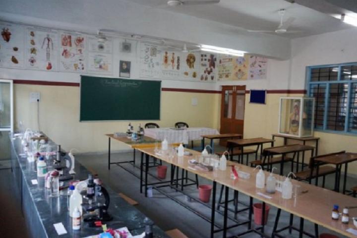 St Vincent Pallotti School-Laboratory biology