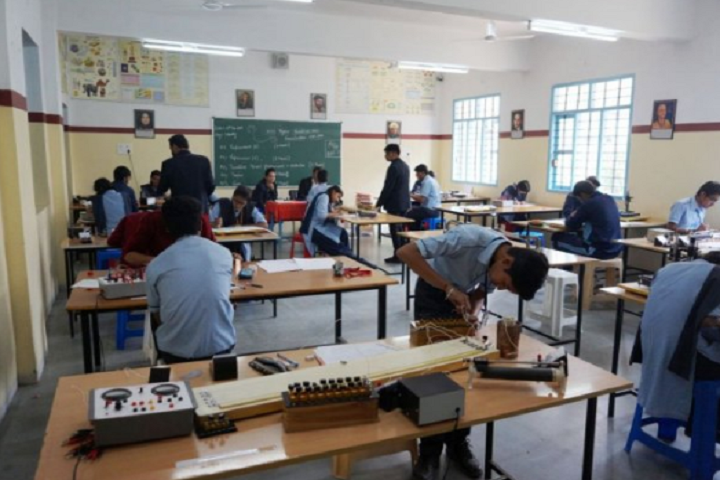 St Vincent Pallotti School-Laboratory physics