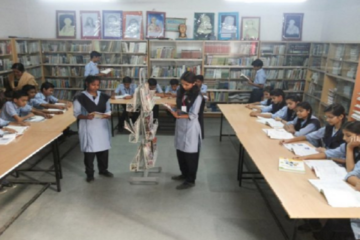 St Vincent Pallotti School-Library